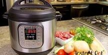 Instant Pot Favorites / A collection of recipes that cook up quick in the Instant Pot!