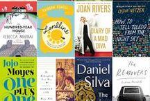 Books / by Rebecca Rutledge