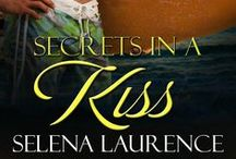 Secrets in a Kiss (formerly Hidden) / Fleeing her past, Lyndsey thought she could hide her secrets. After serving in Afghanistan, Nick thought he could hide his mistakes. Now Lyndsey and Nick find they can't hide their hearts. Take a ride on a wave of secrets, suspense and hot desire in Hawaii.
