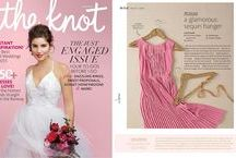 Wedding PR Hits / Best wedding PR hits that our agency got for our clients in top publications, including The Knot, Brides, Martha Stewart Weddings, Glamour, The New York Times, Bridal Guide, Destination Weddings & Honeymoons.