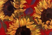 ART-Flowers,fruit etc..... / by Pamela Aamot