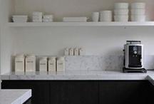 Decor + Kitchen