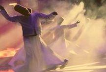 Sufismo / Aunque no estés equipado, sigue buscando. No es necesario tener equipo en el camino hacia el Sustentador.