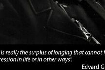 Quotes / Edvard Grieg quote about art