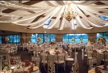 Ceiling Draping / Add glamour and elegance to your event!   Transform the atmosphere of your room and enhance your theme with ceiling draping from Elegant Event Lighting Chicago!  www.EELchicago.com
