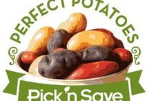 Potato Lovers / A collection of delicious potato recipes. / by Pick 'n Save Stores