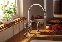 Abode Quintessential Kitchen Tap Range / A stunning collection of traditional, high quality kitchen taps.