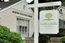 Bedford Hills Free Library / We consider the Bedford Hills library to be one of the jewels of our hamlet, where our librarians know their patrons .