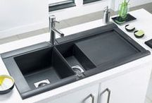 Designed by Astracast / Kitchen Sinks & Taps by Astracast