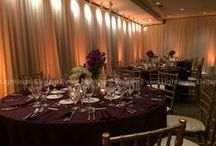 Uplighting / Transform your wedding with Uplighting from Elegant Event Lighting Chicago!  www.EELchicago.com