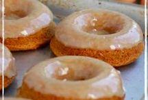Baked treats (inc GF) / Baked treats (GF & Paleo, too)