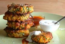 Savoury Recipes / Not gluten free, but adaptable