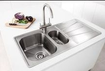 Designed by Caple / Kitchen Sink, Taps, and Appliances by Caple