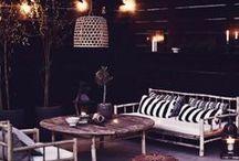 Balcony/garden ideas