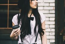 Style / My eclectic taste and style look book.  / by Sarah McK