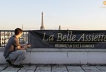 Events & Cocktail Party / Events organized with La Belle Assiette chefs