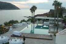 Wedding venues all over Greece / Wedding venues for destination weddings all over Greece. http://www.weddingingreece.com