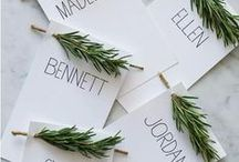 Green Winter Wedding / Green Winter Wedding, inspirations