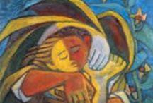 Arte galego / Pintura e debuxos