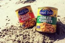 Delicious Peanut Patch Boiled Peanuts / Boiled Peanuts are a great, nutritious snack for any time of the year. We've done the boiling for you, so all you need to do is heat and enjoy!