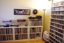 Records, Music and More / Vinyl And Music / by Frank T