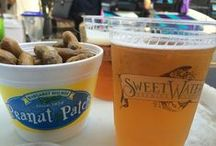 Taste of Charlotte 2015 / We certainly did enjoy meeting and hanging out with everyone at the Taste of Charlotte outdoor food festival! We probably introduced about 30 people to the delicious taste of the South's Favorite Snack ™ over the course of that three day festival.