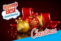 Christmas Crafts / Heaven's Best can help you prepare your home for your holiday guests. We can clean your carpets, upholstery, leather furniture, area rugs, tile and grout, wood floors, and much more. Give us a call today. You will be glad you did. Heaven's Best Carpet Cleaning, Charlotte NC, 704-363-7487.