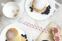 | Food • Pancakes | / The yummiest, fluffiest pancakes recipes