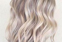 | Beauty • Balayage Hair | / Balayage Hair, Ombre hair, blonde hair, hair goals, babylights,