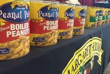 2016 Cape Fear Wildlife Expo / We had a blast hanging out with bass pro angler Joey Nania and his family at the 2016 Cape Fear Wildlife Expo! We served up our HOT boiled peanuts and Margaret Holmes' delicious southern style vegetables to hundreds of outdoor enthusiasts from March 18-20 at the Wilmington Convention Center.