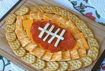 Tailgate Food / Bite-size and easy to travel with... these recipes are perfect for road tripping, tailgating or a friend/family gathering.