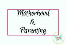 Motherhood & Parenting / All pins related to motherhood and parenting, with great tips and tricks from the web.