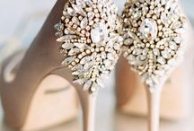 Wedding Shoes / Wedding shoes inspiration