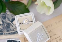Wedding rings / Engagement and Wedding rings inspiration