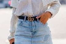 | Fashion • Spring Outfits | / Spring Outfits, Spring Outfits 2018, Spring Outfits 2017, Spring Outfits Casual, Blogger Style, Blogger Outfits, Spring Outfits for Work, Spring Fashion 2018, Spring Trends, Spring Trends 2018 Fashion, Casual