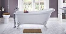 Baths / Baths can be the epitome of both luxury and relaxation.  When you are looking to refit your old tired bathroom its normally quite common to work your new design around the bath.  After all its probably the largest single item in the bathroom and in many cases , the most important!  Who wants a bath that is too small and doesn't offer enough room to lay back, relax and recuperate?