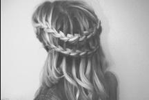 Hair / by CassandraJaye .