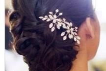 hair & makeup! / by Chelsea Kimble