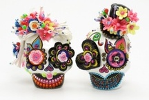 sugar skulls and such / by Jenny Future Mrs. Rivers