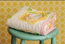 Quilts...its like being wrapped in your grama's arms... / by Jenny Future Mrs. Rivers