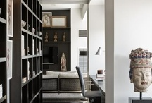 Creative Work Space/ Library / by K. S. R.