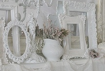 ~Furnishings & Decor In Shades Of White~