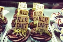 Diet and Exercise / ~It's called a diet because all the other four letter words were taken~ / by Renee Atkinson