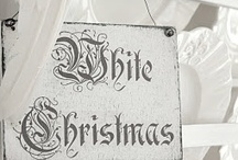 ~White Christmas~ / by Marla Blehm Corson