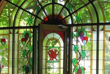 Stained Glass....~