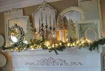 ~Christmas Mantels~