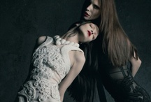 Weddings: Goth / ~Love hurts. Sometimes it feels good but most days it's just another way to bleed~ / by Renee Ivey