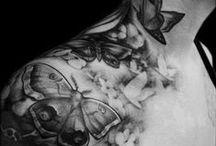 tattoo, body art