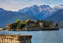 Italy: Isola Bella, Lago Maggiore, Lago Como / Bellissimo
