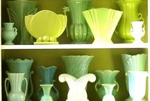 Pottery & Glassware